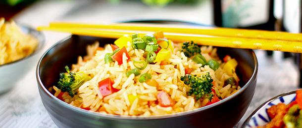 ris recept vegetariskt