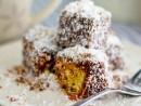 Lamington - Australiensk sockerkaka