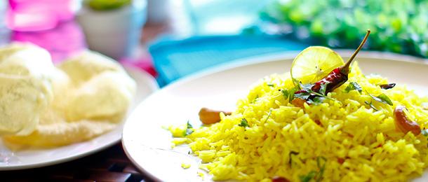 Citron Ris eller Lime Ris