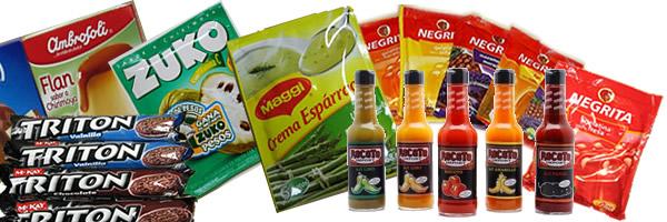 Latinamerikanska produkter