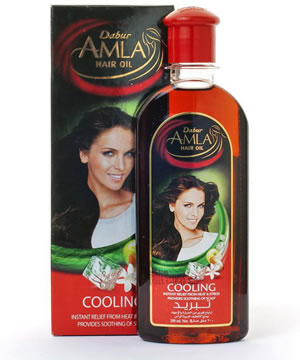 Amla Cooling Hair Oil