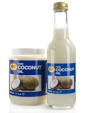 KTC Coconut Oil