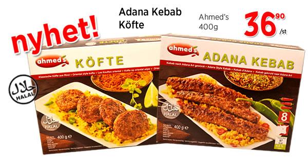 Ahmed's Adana Kebab