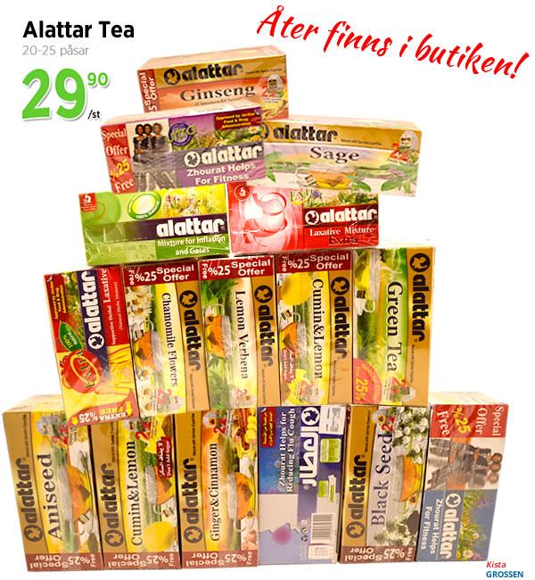 Alattar tea