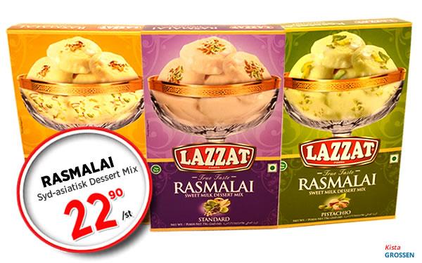Rasmalai Dessert Mix