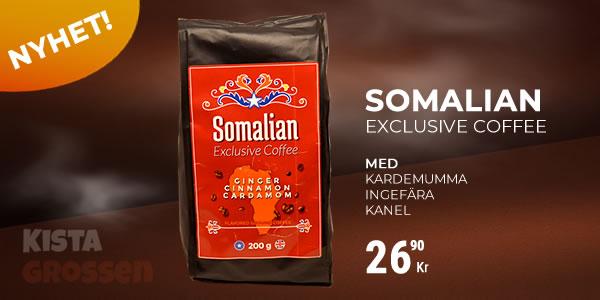 Somalian Coffee