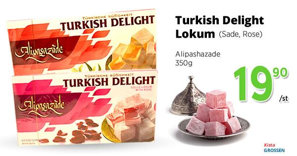Turkish Delight - Lokum
