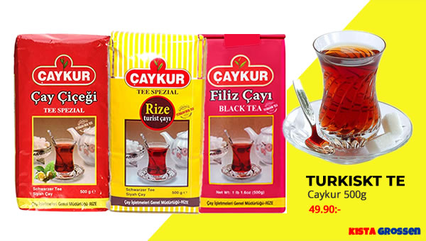 Caykur Turkish Tea