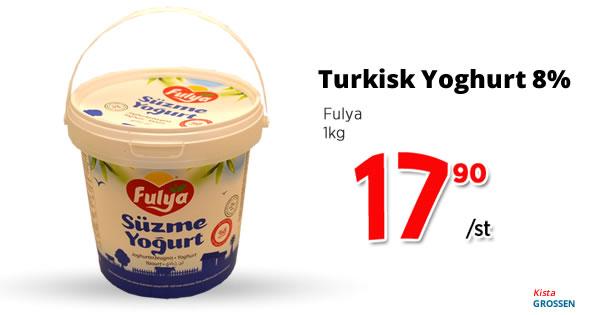 Fulya turkisk yoghurt