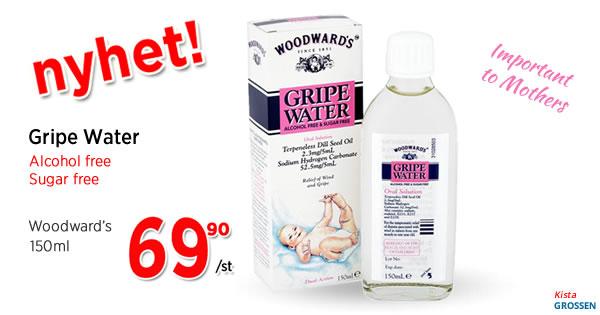 Woodward Gripe Water