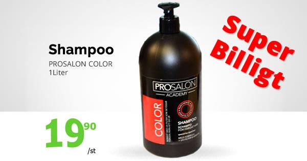 Kista Grossen - Prosalon shampoo
