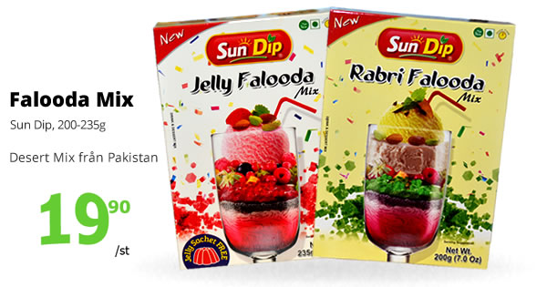 Kista Grossen - Falooda Mix
