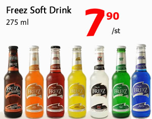 Freez Soft Drink