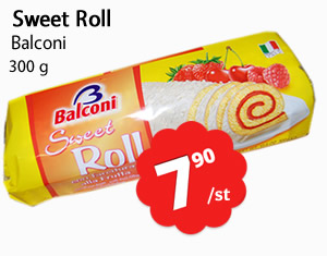 Sweet Roll balconi