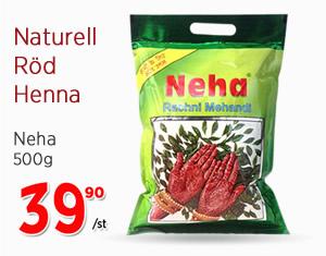 Neha Red henna