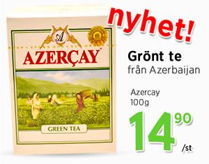 Azari Green Tea