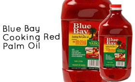 Blue Bay Cooking Red Palm Oil
