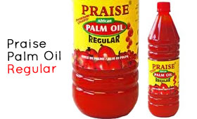 Praise palm oil regular