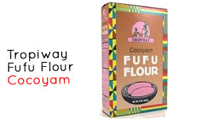Tropiway Fufu Flour - Cocoyam