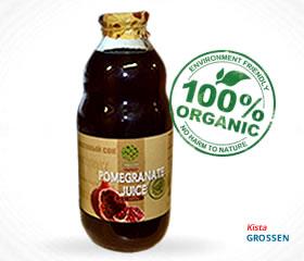 Ekologisk Granatäpple Juice