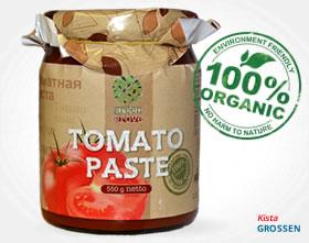 Ekologisk Tomatpure