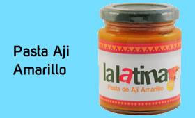 Pasta Aji Amarillo