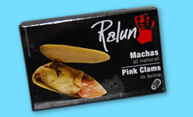 Ralun pink clams