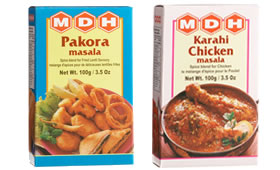 MDH Pakora Masala, Karachi Chicken Masala