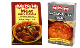 MDH Meat Curry Masala, Madrass Curry Powder