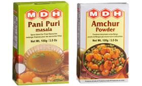 MDH Pani Puri Masala, Amchur Powder