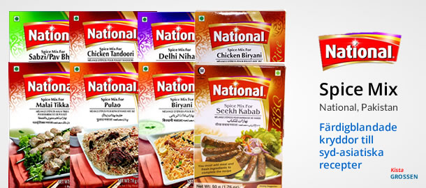 National Spice Mix