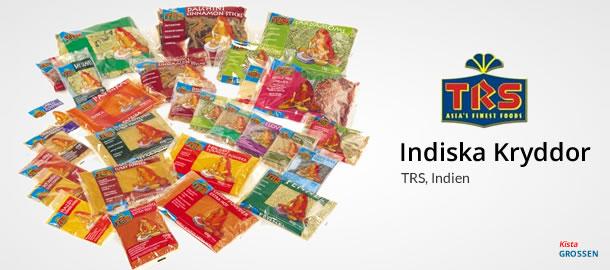TRS Indiska kryddor