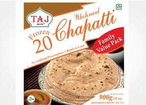 Taj 20 chapatti