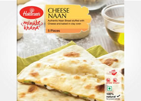 Hadirams Cheese Naan
