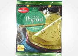 Haldiram's Pappadoms