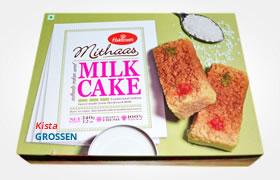 Haldiram's Milk Cake