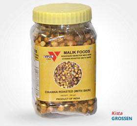 Rostade kikärter - Malik Foods