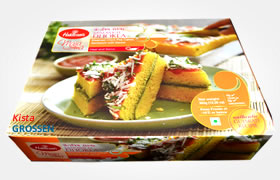 Haldiram's Sandwich Dhokla