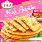 Muli Paratha