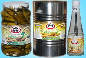 1&1 Iranska produkter, 1&1 saltgurka