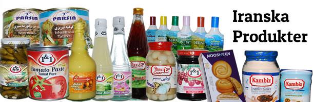 Iranska produkter