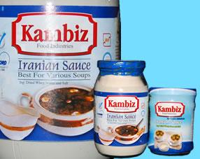 Iranian Sauce - Kashk