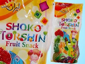 Lavashak - Iransk sur fruktgodis