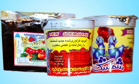 Lavashak - Iransk sur godis