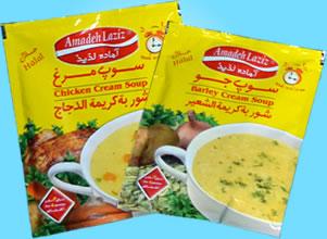 Råg- & Kyckling soppa