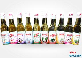 Destillerat vatten - انواع عرقیجات گیاهی