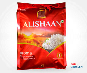 Alishaan Aroma Basmatiris
