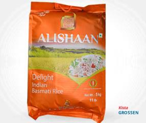 Alishaan Delight Basmatiris