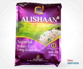 Alishaan Superba Basmatiris