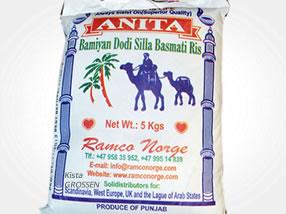 Anita Bamiyan Dodi Basmati Sella Rice